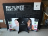 Conestoga College 10x20 Fabric Display