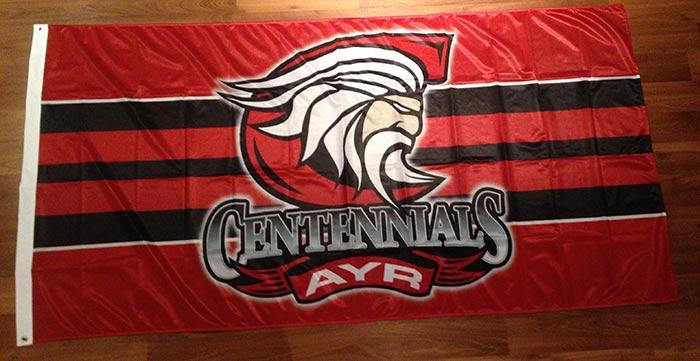 Ayr-Centennials-Flag