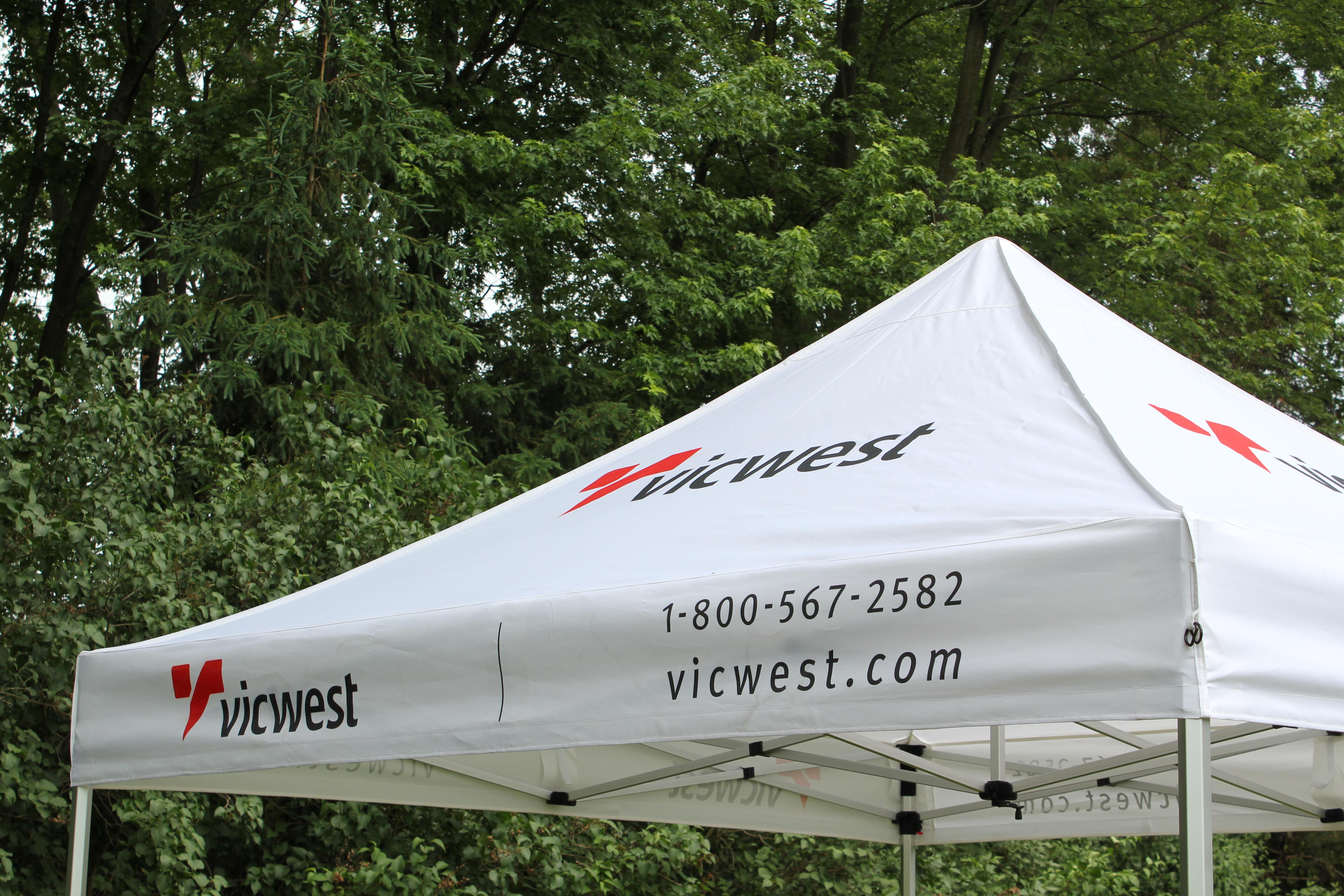 Vicwest Milieu Event Canopy 3x3
