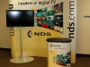 NDS Recruiting Display Booth