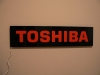 Toshiba Interior Dealer Sign
