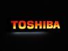 Toshiba Interior Dealer Sign - Lighted