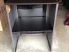 Maxi Folding Counter 3 Frame - Metal Top and Shelving