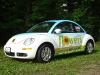 Vehicle Wraps: Volkswagen Beetle/Bug