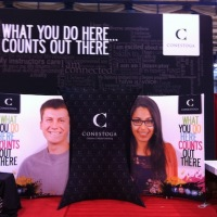 Conestoga College |20x10 Custom Elan Fabric Displays