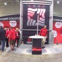 Fanshawe College 20x10 Custom with Counters