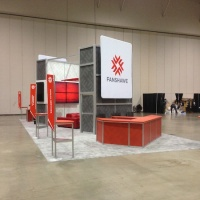 Fanshawe College | OCIT | 40x100 Custom Exhibit - View 1