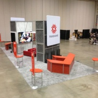Fanshawe College | OCIT | 40x100 Custom Exhibit - View 2