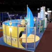 AMT Electrosurgery 20x40 Island Exhibit