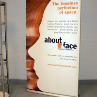 About Face Portrait Pedestals F-Series F47