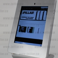 iPillar [CTM] Counter Mounted Enclosure
