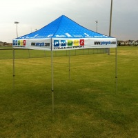 PM Cycle 3x3 Event Gazebo