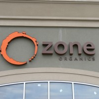 Ozone Sign by Day