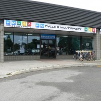 PM Cycle & Multisport Retail Signs and Design