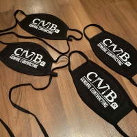 CMB Custom Trade Covid Face Mask PPE