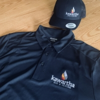 Kawartha Gas & Heating Ogio Polo Shirt and Cap