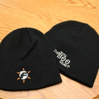 Custom Embroidered Caps and Toques