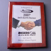 Plaques & Employee Recognition